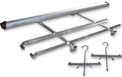 Renault Kangoo Complete Roof Rack Solution - AT7TP