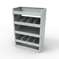Steel modular van racking - Unit (SBR13)