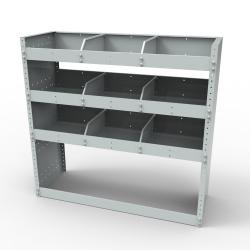 Steel modular van racking - Unit SBR1 (SBR1)