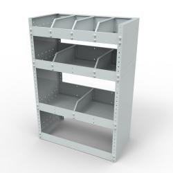 Steel modular van racking - Unit SBR2 (SBR2)