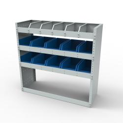 Steel modular van racking - Unit SBR3 (SBR3)