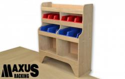Universal Plywood Shelving Unit - WR12