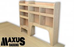 Universal Plywood Van Shelving Package - WRK1.5