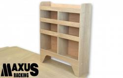 Universal Plywood van shelving unit - WR3