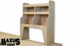 Universal Plywood van shelving unit - WR9