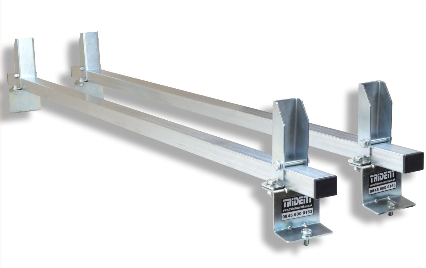 Trident roof bars