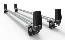 2 Bar with load stops- MAXUS Aero-Tech Transit Custom Roof rack (AT85LS)