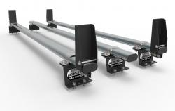 3 Bar with load stops- MAXUS Aero-Tech Transit Custom Roof rack (AT86LS)