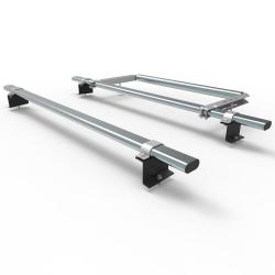 Citroen Berlingo Aero-Tech 2 Bar Roof Rack + Rear Roller 2018 Onwards (AT129+A30)