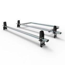 Citroen Dispatch Aero-Tech 2 bar roof rack system with load stops and rear roller (AT112LS+A30)