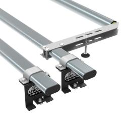 Citroen Dispatch Aero-Tech 2 bar roof rack system with rear roller (AT112+A30)