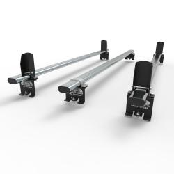 Citroen Dispatch Aero-Tech 3 bar roof rack system with load stops (AT113LS)