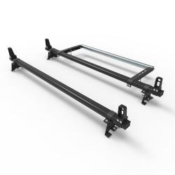 Citroen Dispatch Roof Rack bars 2016 onwards ALUMINIUM Dmar Stealth 2 bar Load Stops and Rear Roller (DM127LS+A30)