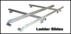 Ladder slides 2.0m long (A24)