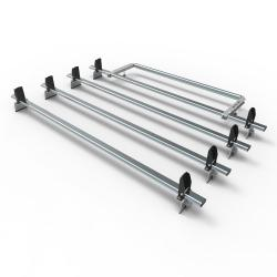 New Relay roof bars - Popular package No 3