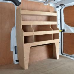 Transit Custom Plywood van racking / Shelving unit - WR41