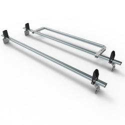 Transit low roof bars - Popular package No 1