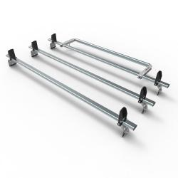 Transit low roof bars - Popular package No 2