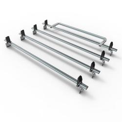 Transit low roof bars - Popular package No 3